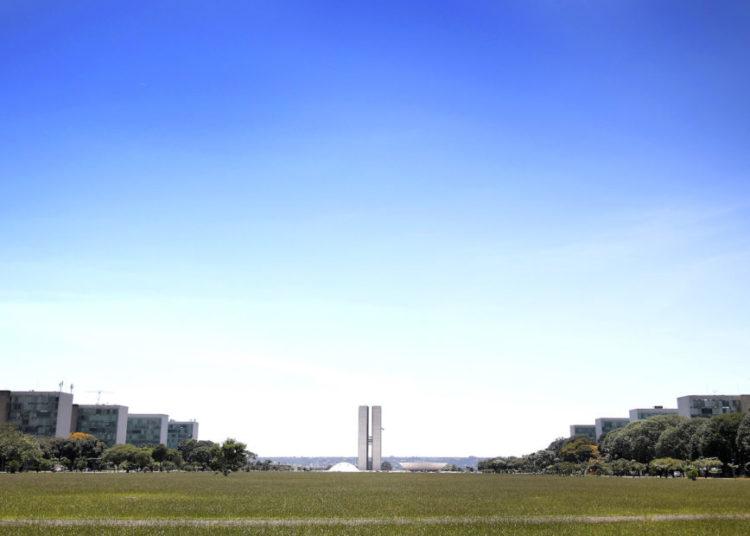 Esplanada dos Ministérios. Brasilia, 21-01-2018. Foto: Sérgio Lima/PODER 360