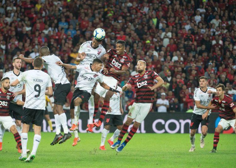 17-07-2019_Flamengo X Athetico-PR/Arquivo/17.07.2019/Alexandre Vidal / Flamengo