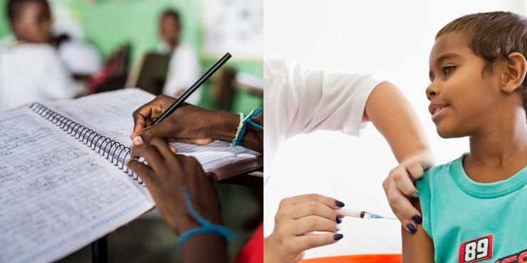 Escola Emerio Reseda, em Conceição do Coité (BA). 27/09/2016.  Foto: Rafael Zart/ASCOM/MDSA