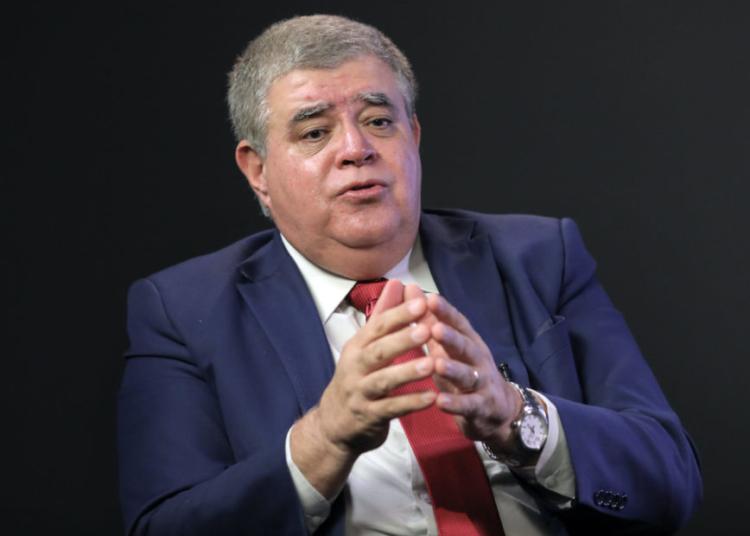 Ministro Carlos Marun no Poder360 Entrevista, com Tales Farias. Brasilia,20-06-2018. Foto: Sérgio Lima/Poder 360