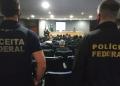 Divulgação da Polícia Federal sobre a Operação Enteprise