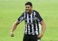 Atlético-MG e Remo em duelo pelo jogo de volta da terceira fase da Copa do Brasil Créditos: Fernando Moreno/AGIF