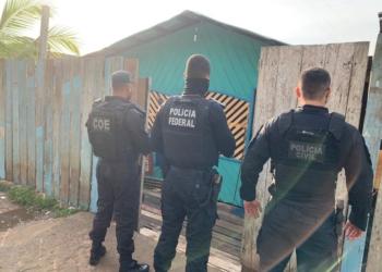Foto: Divulgação Policia Federal.