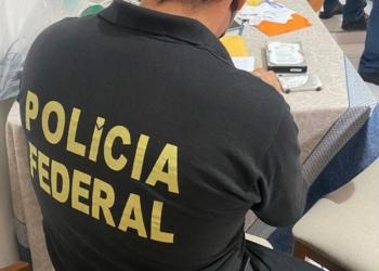 Foto: Divulgação Operação Policia Federal