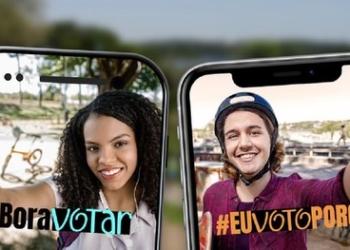 """Foto: Divulgação TSE/Campanha """"Bora Votar!""""."""