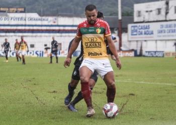 Brusque-SC e Remo-PA duelam pela Série B 2021 Créditos: Beno Kuster Nunes/AGIF.