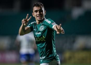 Goiás e CSA-AL se enfrentam pela Série B 2021 Créditos: Heber Gomes/AGIF