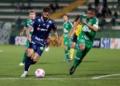 Chapecoense e Fortaleza duelam pelo Brasileirão Créditos: Dinho Zanotto/AGIF