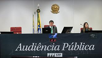 O Supremo Tribunal Federal (STF) realiza, audiência pública para discutir a implementação da figura do juiz das garantias, o acordo de não persecução penal e os procedimentos de arquivamento de investigações criminais previstos no Pacote Anticrime (Lei 13.964/2019). Os temas são objeto das Ações Diretas de Inconstitucionalidade (ADI) 6298, 6299, 6300 e 6305, todas de relatoria do ministro Luiz Fux, presidente do Tribunal.